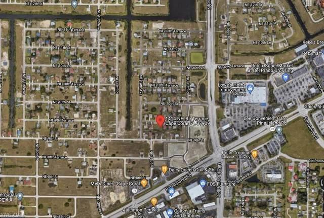 1414 NE 9th Ter, Cape Coral, FL 33909 (MLS #221067436) :: Dalton Wade Real Estate Group