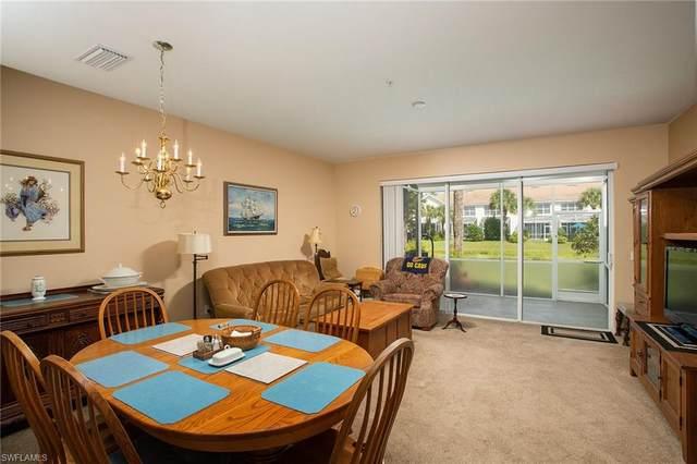 981 Hampton Cir #119, Naples, FL 34105 (MLS #221067524) :: Waterfront Realty Group, INC.