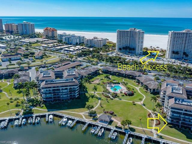 601 Seaview Ct C-111, Marco Island, FL 34145 (MLS #221067584) :: The Naples Beach And Homes Team/MVP Realty