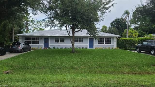 857 101st Ave N, Naples, FL 34108 (MLS #221067658) :: Realty World J. Pavich Real Estate