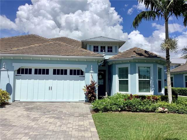 7153 Dominica Dr, Naples, FL 34113 (MLS #221067670) :: Waterfront Realty Group, INC.