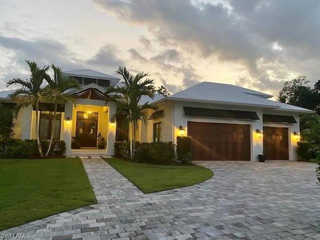 236 Sharwood Dr, Naples, FL 34110 (MLS #221067696) :: Realty World J. Pavich Real Estate
