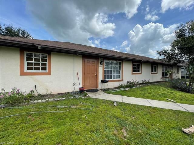 117/119 Homer Ave S, Lehigh Acres, FL 33973 (MLS #221067775) :: Medway Realty