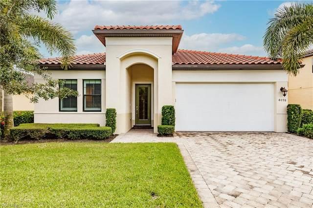4098 Raffia Dr, Naples, FL 34119 (MLS #221067884) :: Wentworth Realty Group