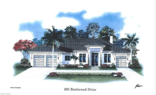 805 Bentwood Dr, Naples, FL 34108 (#221067958) :: Equity Realty