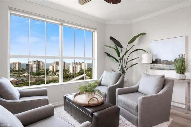 300 Dunes Blvd Ph-3, Naples, FL 34110 (MLS #221068121) :: Realty World J. Pavich Real Estate