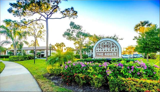 1224 Commonwealth Cir N-104, Naples, FL 34116 (MLS #221068146) :: Realty One Group Connections