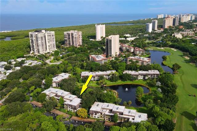 5954 Pelican Bay Blvd #231, Naples, FL 34108 (MLS #221068187) :: Realty One Group Connections