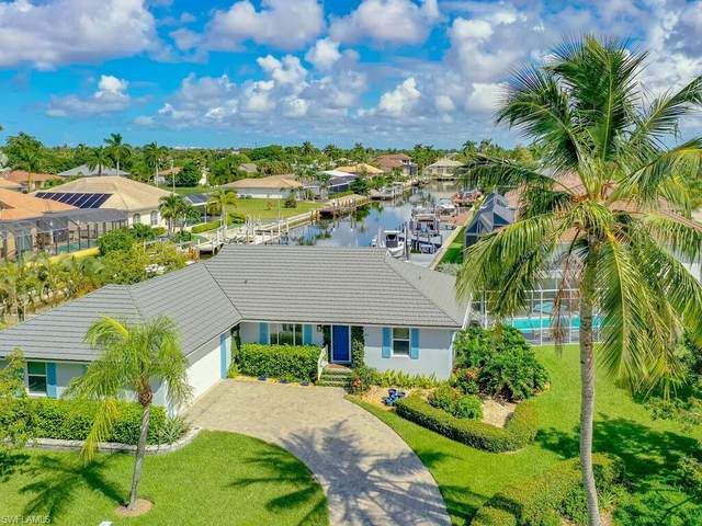 1414 Auburndale Ave, Marco Island, FL 34145 (MLS #221068230) :: Realty One Group Connections
