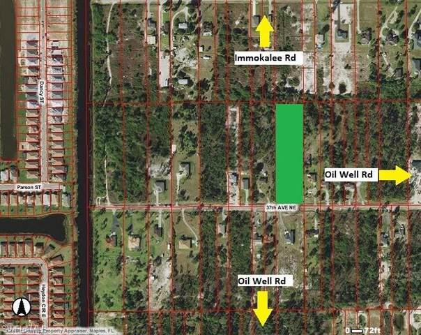 37th  Avenue NE Everglades Blvd, Naples, FL 34120 (MLS #221068373) :: MVP Realty and Associates LLC