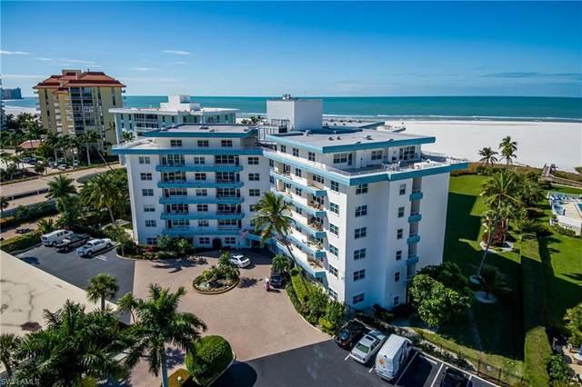 220 Seaview Ct #507, Marco Island, FL 34145 (MLS #221068376) :: Clausen Properties, Inc.