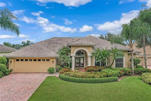 581 Wedgewood Way, Naples, FL 34119 (MLS #221068424) :: Realty World J. Pavich Real Estate