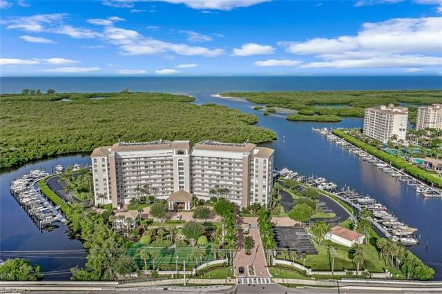 13105 Vanderbilt Dr #505, Naples, FL 34110 (MLS #221068550) :: Wentworth Realty Group