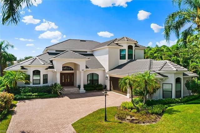 7697 Santa Cruz Ct, Naples, FL 34109 (#221068580) :: Jason Schiering, PA