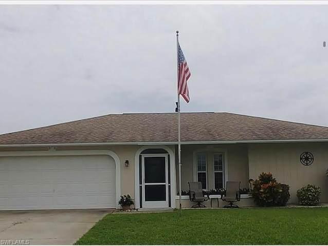 318 NE 20th St, Cape Coral, FL 33909 (#221068630) :: Jason Schiering, PA