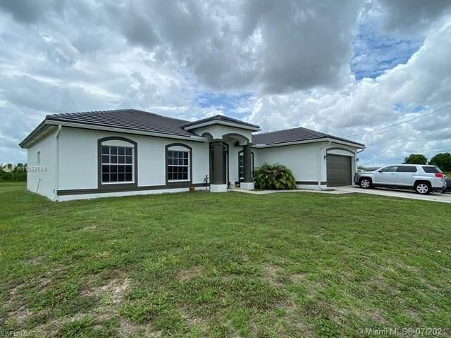 2005 Nelson Rd N, Cape Coral, FL 33993 (MLS #221068821) :: Florida Homestar Team