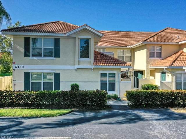 5410 Worthington Ln #102, Naples, FL 34110 (MLS #221069035) :: Wentworth Realty Group