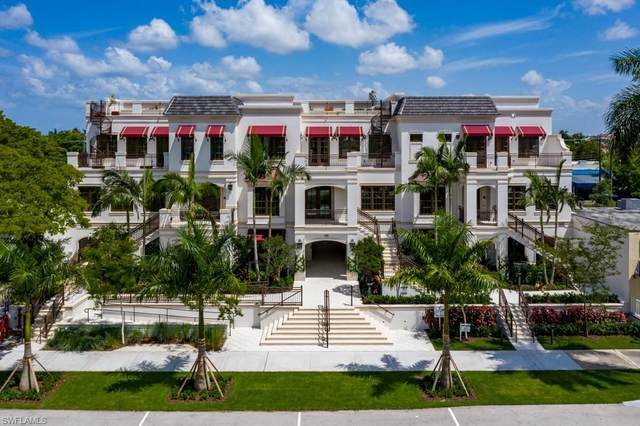 745 12th Ave S #102, Naples, FL 34102 (MLS #221069049) :: Wentworth Realty Group