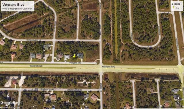 Veterans Blvd, North Port, FL 34288 (#221069902) :: REMAX Affinity Plus