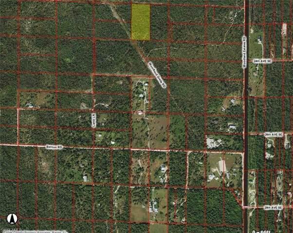 2380 Woodland Grade Rd, Naples, FL 34117 (#221070073) :: Jason Schiering, PA