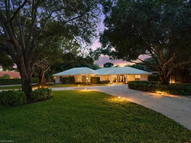 208 Hickory Rd, Naples, FL 34108 (#221070105) :: Jason Schiering, PA