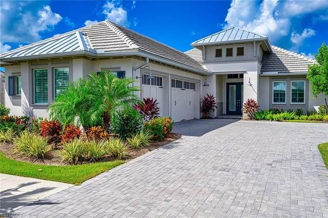 6130 Megans Bay Dr, Naples, FL 34113 (MLS #221070243) :: Team Swanbeck