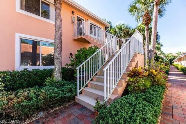 6570 Beach Resort Dr #112, Naples, FL 34114 (#221070332) :: Equity Realty