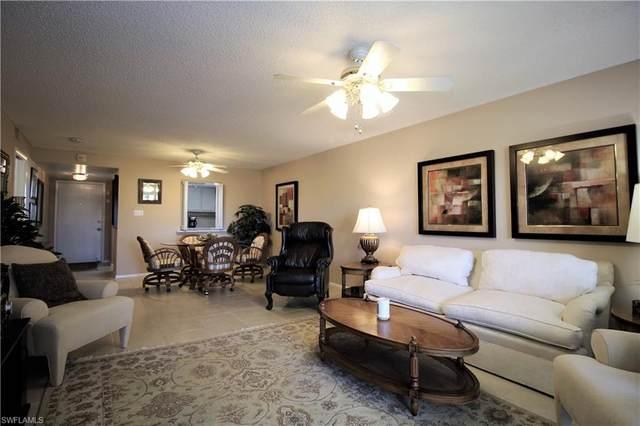 5435 Rattlesnake Hammock Rd 204E, Naples, FL 34113 (MLS #221070462) :: Medway Realty