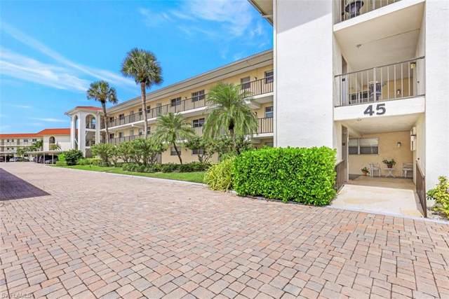 45 High Point Cir S #303, Naples, FL 34103 (#221070496) :: Southwest Florida R.E. Group Inc