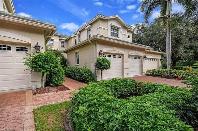 616 Vintage Reserve Ln 26-B, Naples, FL 34119 (#221070517) :: Southwest Florida R.E. Group Inc