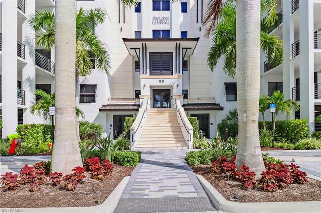 1111 Central Ave #305, Naples, FL 34102 (MLS #221070659) :: Domain Realty
