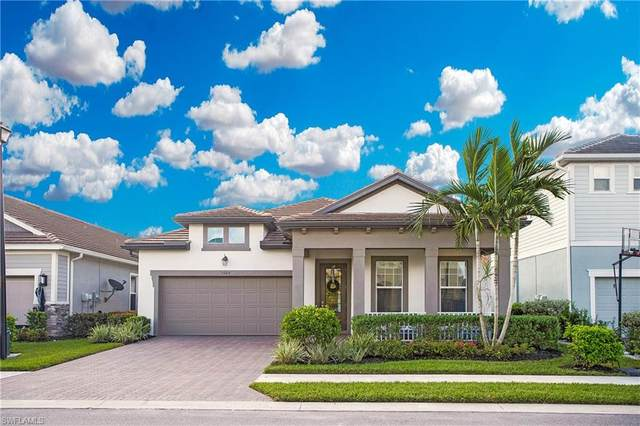 3372 Pilot Cir, Naples, FL 34120 (MLS #221070990) :: #1 Real Estate Services