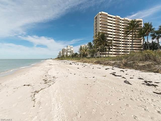 4005 Gulf Shore Blvd N #900, Naples, FL 34103 (#221070995) :: Equity Realty