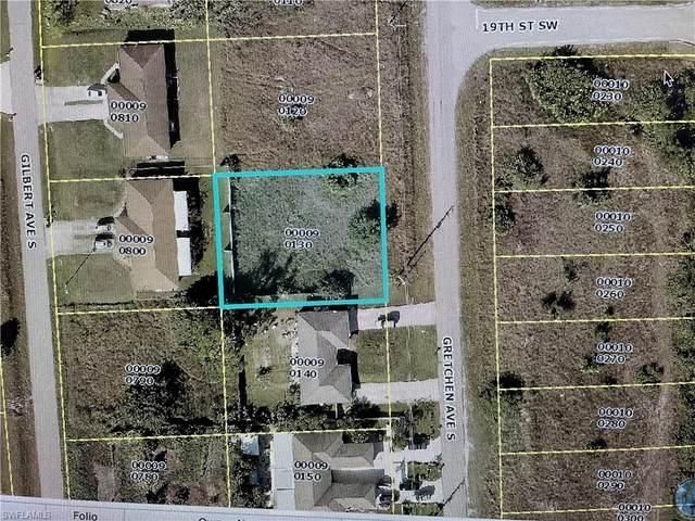 1548 Gretchen Ave S, Lehigh Acres, FL 33973 (MLS #221071518) :: EXIT Gulf Coast Realty
