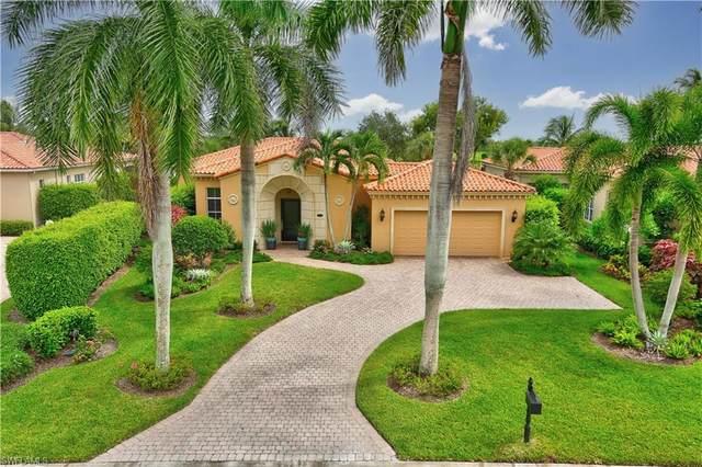 8520 Bellagio Dr, Naples, FL 34114 (MLS #221072098) :: Domain Realty