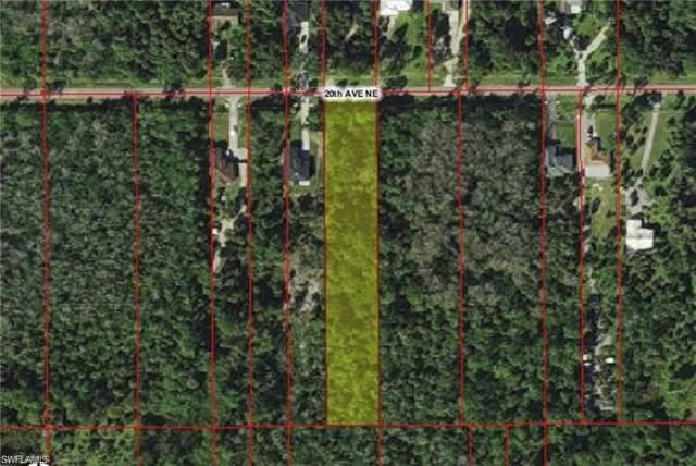 20th Ave NE, Naples, FL 34120 (MLS #221072182) :: Medway Realty
