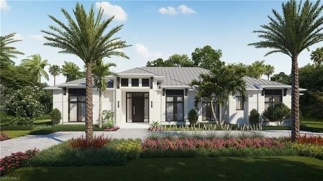 390 Banyan Blvd, Naples, FL 34102 (MLS #221072299) :: Premiere Plus Realty Co.