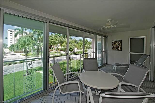 1910 Gulf Shore Blvd N #203, Naples, FL 34102 (#221072379) :: MVP Realty