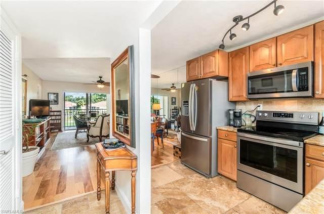 190 Turtle Lake Ct #303, Naples, FL 34105 (MLS #221072483) :: #1 Real Estate Services