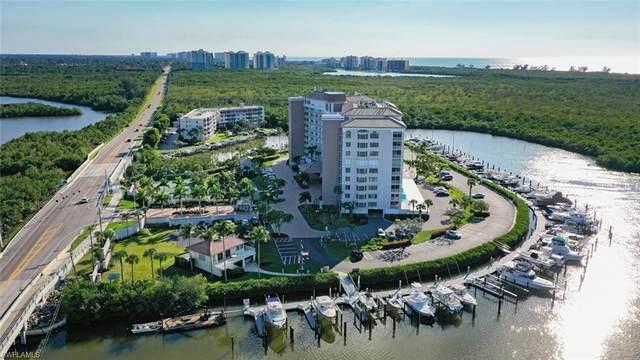 13105 Vanderbilt Dr #402, Naples, FL 34110 (MLS #221072686) :: Clausen Properties, Inc.