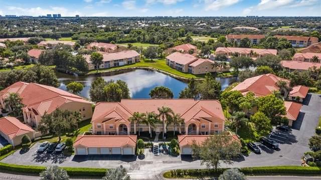 26720 Bonita Fairways Blvd #101, Bonita Springs, FL 34135 (MLS #221072887) :: #1 Real Estate Services