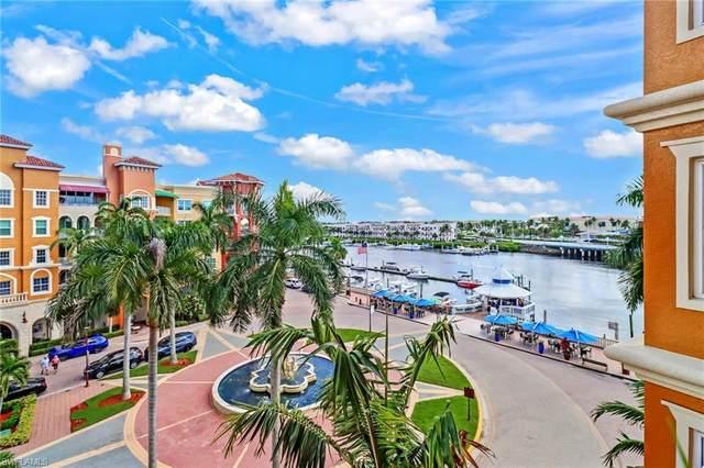 450 Bayfront Pl #4405, Naples, FL 34102 (MLS #221073082) :: #1 Real Estate Services