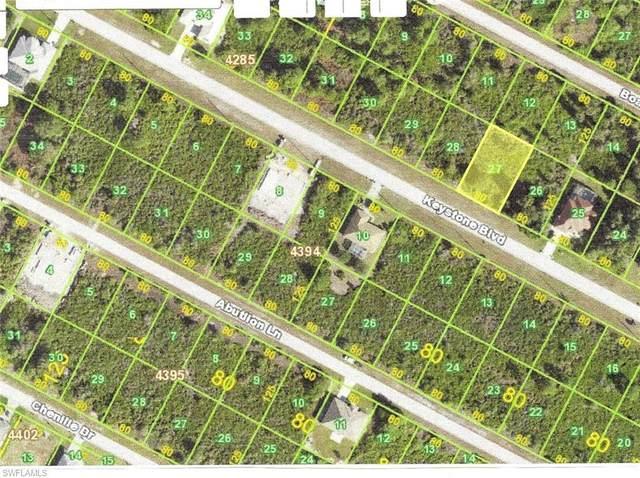13530 Keystone Blvd, Port Charlotte, FL 33981 (MLS #221073184) :: Medway Realty