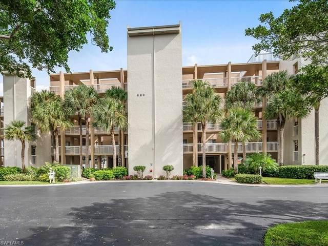 893 Collier Ct 3-206, Marco Island, FL 34145 (MLS #221073255) :: Florida Homestar Team