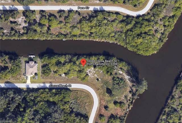 10088 Cocoa Beach St, Port Charlotte, FL 33981 (MLS #221073273) :: Medway Realty