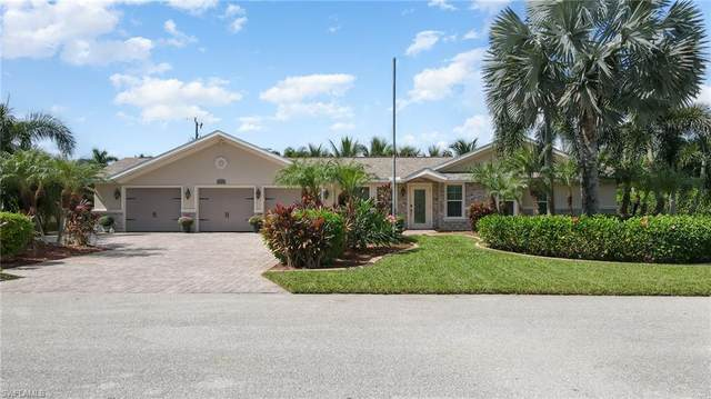 5320 SW 22nd Ave, Cape Coral, FL 33914 (MLS #221073286) :: Medway Realty