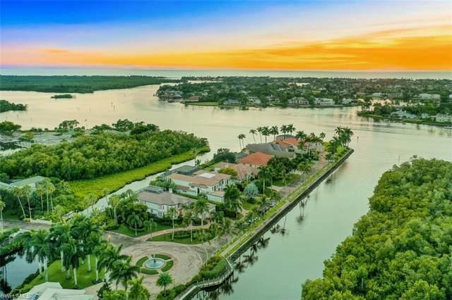 1480 Gulfstar Dr S, Naples, FL 34112 (MLS #221073312) :: Sun and Sand Team