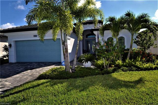 10078 Palazzo Dr, Naples, FL 34119 (MLS #221073740) :: #1 Real Estate Services