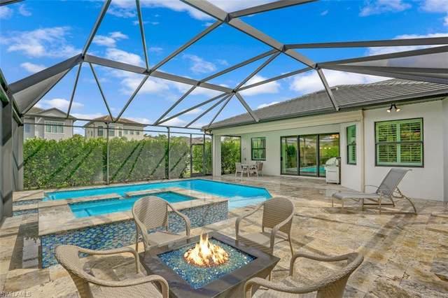 10030 Florence Cir, Naples, FL 34119 (MLS #221073741) :: #1 Real Estate Services