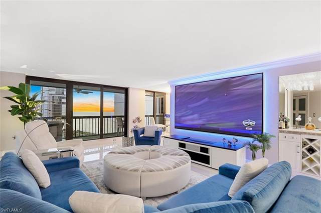 4551 Gulf Shore Blvd N #1605, Naples, FL 34103 (MLS #221073782) :: #1 Real Estate Services